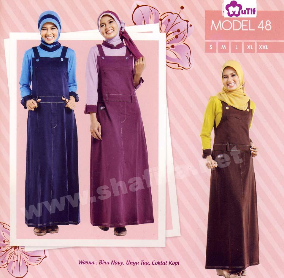 baju gamis elif hijab nemo