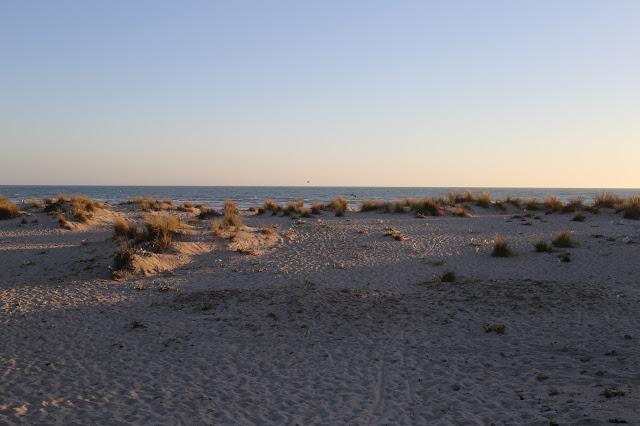 Playa en la Punta del Boquerón San Fernendo
