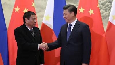 Duterte China