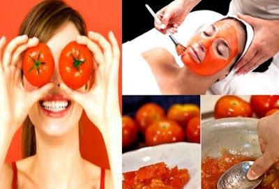 Manfaat Masker Tomat untuk Kecantikan Kulit Wajah dan Cara Membuatnya