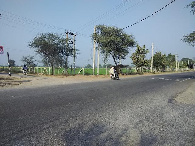 ballabgarh sohna road