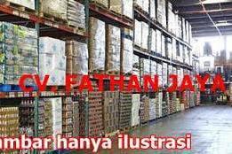 Lowongan CV. Fathan Jaya Pekanbaru Maret 2019