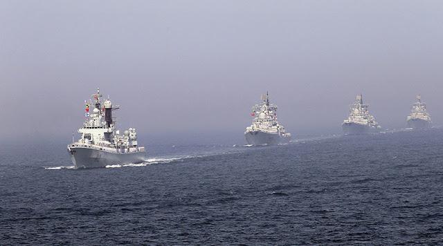 china navy ships