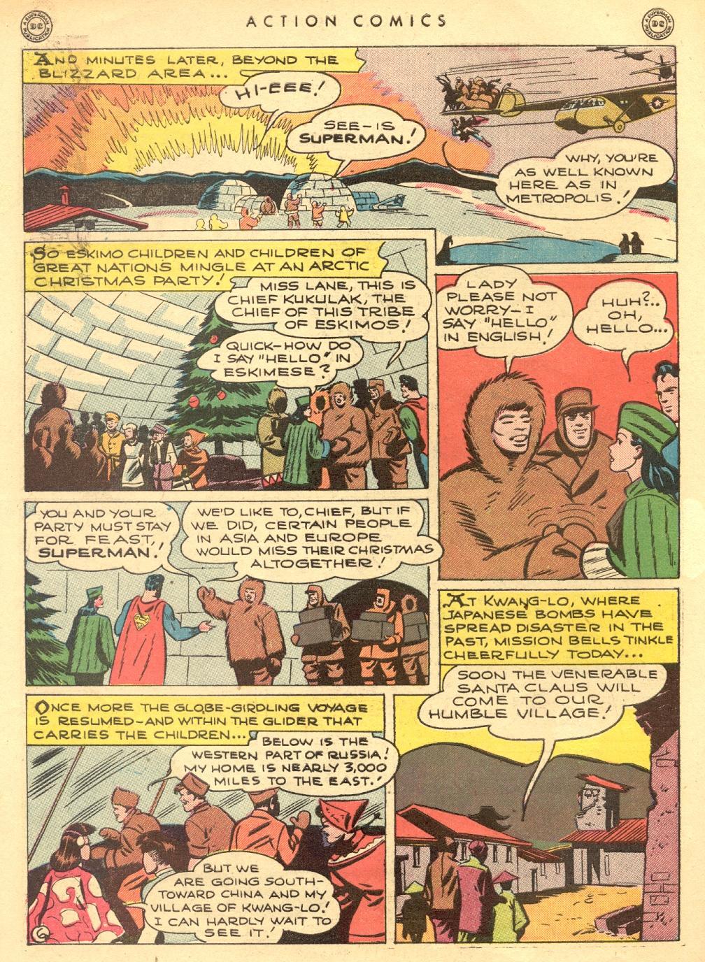 Action Comics (1938) 93 Page 7