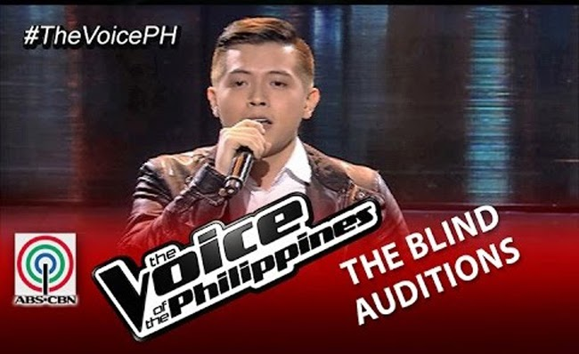 Jason James Dy Desiata Sings 'Stay With Me' on The Voice of the Philippines Season 2 Blind Audition Video Replay