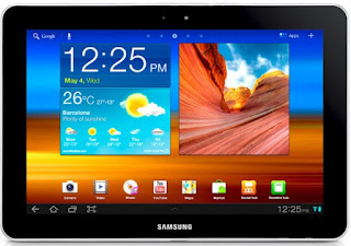 Flashing Samsung Galaxy Tab 10.1 GT-P7510