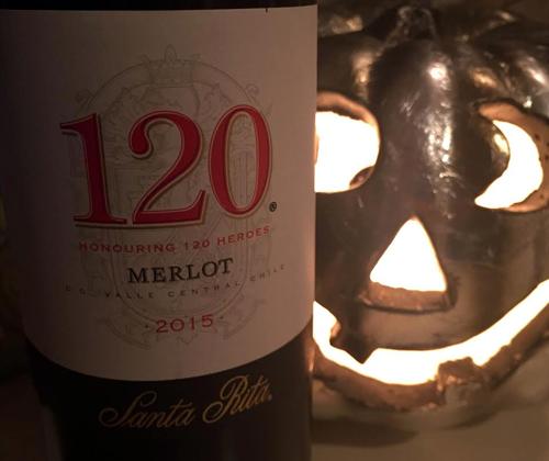 Santa Rita 120 Merlot 2015