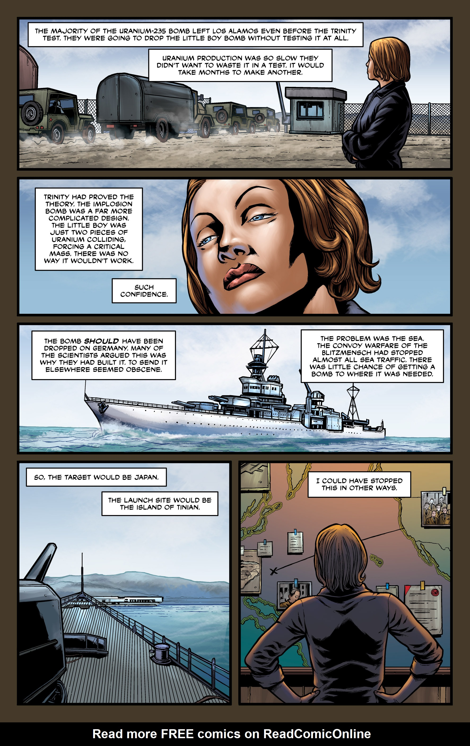 Read online Uber comic -  Issue #18 - 14
