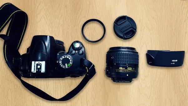 Kamera DSLR dan Tips Penyimpanannya