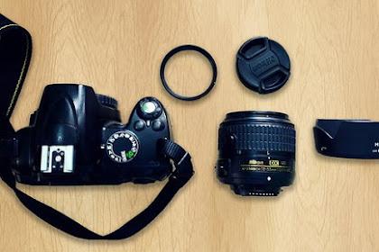Harga Kamera DSLR dan Tips Penyimpanannya Agar Lensa Tak Mudah Rusak