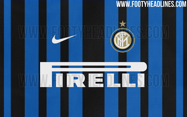 Leaked: Design Of Inter Milan 2017-18 Kit