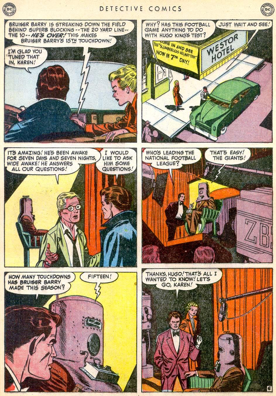 Detective Comics (1937) 165 Page 20