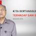 """""""Kita bertanggungjawab terhadap baik buruknya negara kita"""" - Tun Dr Mahathir"""