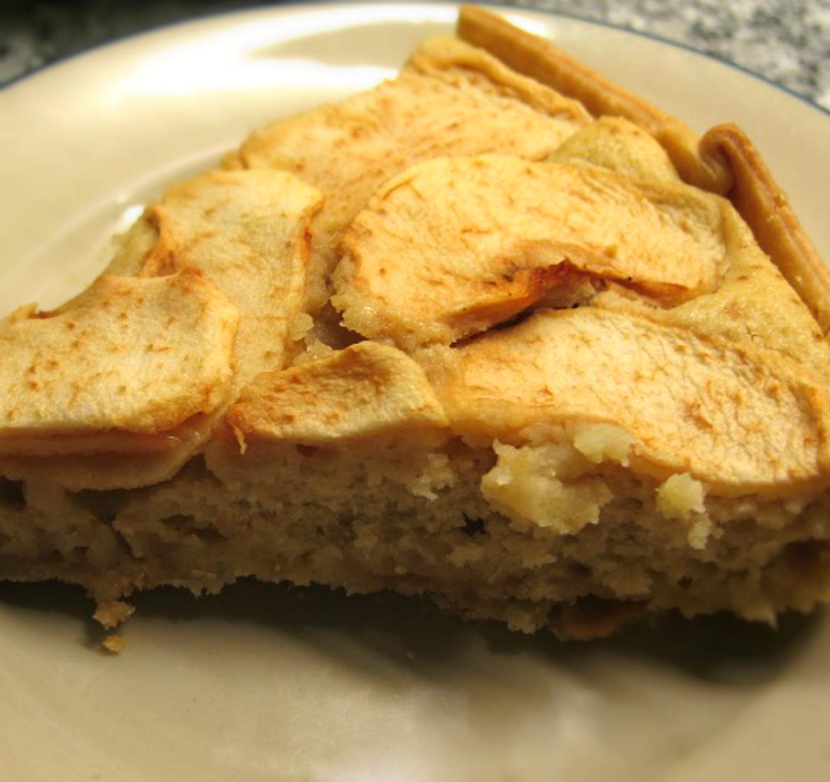 Tarte de maçã reineta / Reinette apple pie