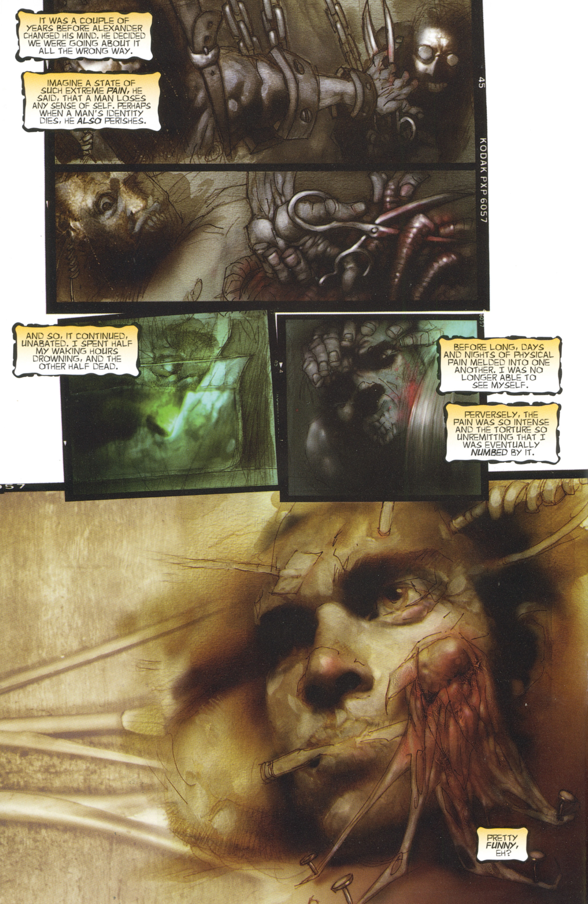 Read online Deadside comic -  Issue #1 - 14