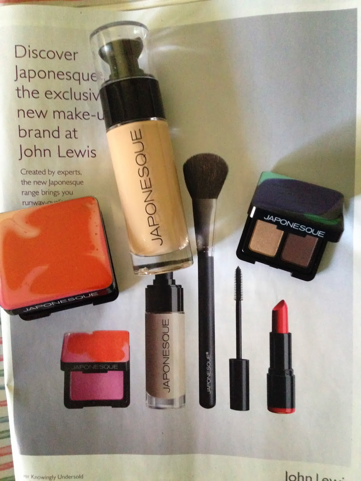 Japonesque Cosmetics New Kid On The Block