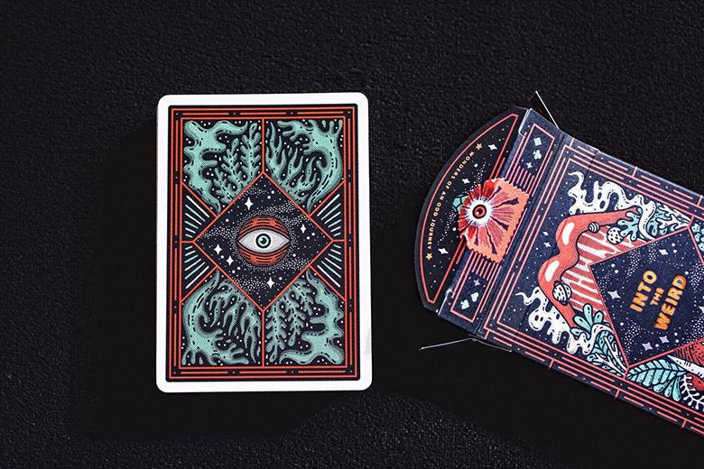 Playing Cards Jack Strange Design