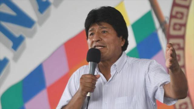 Morales: No permitiremos que falsos médicos maten al pueblo