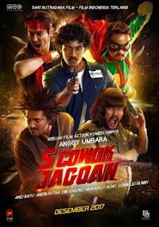 5 Cowok Jagoan