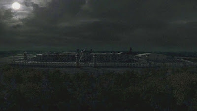 AMC The Walking Dead 3 prison