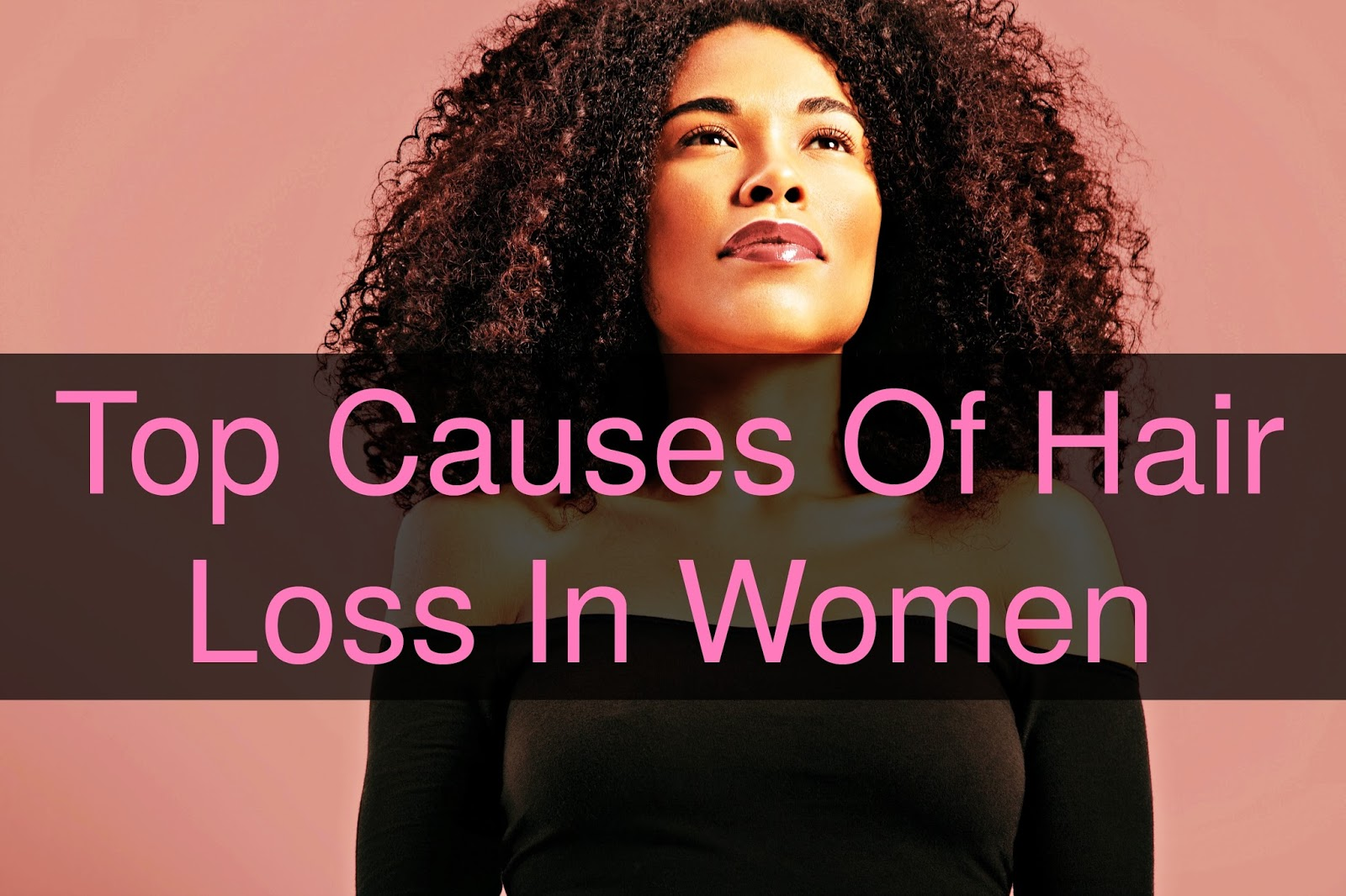 We tackle top causes of women hair loss and how to fight it. From medications to menopause, women are suffering in silence and we don't have to.