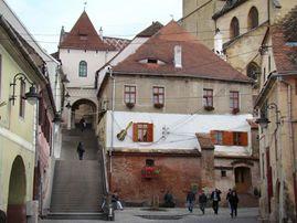 Sibiu - Turnul Scării