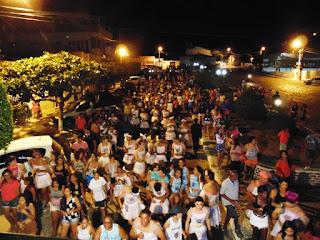 Bloco As Machonas desfila no São João de Mairi