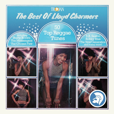 LLOYD CHARMERS - The Best of Lloyd Charmers (2016)