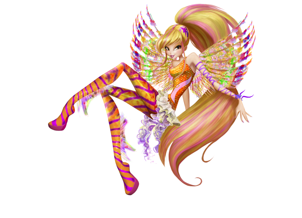 Winx Club Fairies: Stella's Sirenix 3D