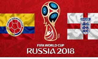 اوفسايد360 مباراة انجلترا وكولومبيا بث مباشر اليوم الثلاثاء 3-7-2018 دور الـ 16 في بطولة كأس العالم