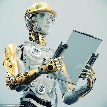 """A humanidade viverá em uma """"distopia infernal"""" à medida que os robôs assumirem bilhões de empregos"""