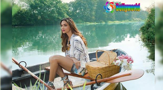 Deepika Latest Photoshot
