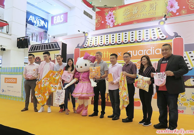 Hello Kitty Celebrates Collection, Hello Kitty Hello Confidence Collection, Guardian Malaysia