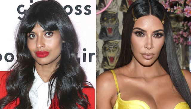 Actress Calls Kim Kardashian a 'Toxic Influence on Young Girls' Over Flat Tummy Lollipops