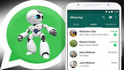membuat whatsapp bot
