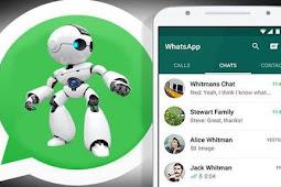 Aplikasi Robot WhatsApp Komisi 100%