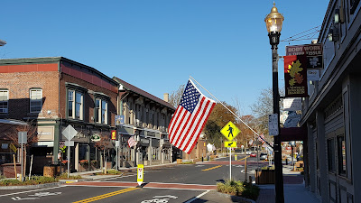 Downtown Franklin is looking good all dressed up for Veterans Day