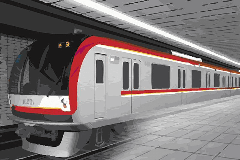 Metro Manila Subway will connect to the MRT-3, LRT-2 and PNR