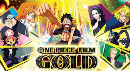Filme – One Piece: Gold