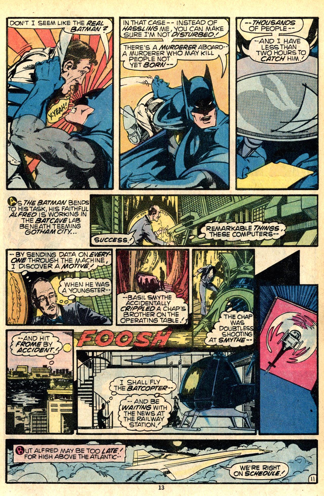 Detective Comics (1937) 481 Page 12