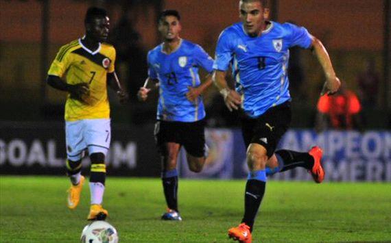 Venezuela Sub 20 Contra Ecuador Sub 20: Uruguay U20 Vs Colombia U20 / Hexagonal Final Sudamericano