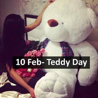 10th Feb - Teddy Day