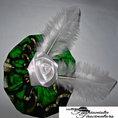 Buy wedding bridal party fascinators Nairobi Kenya