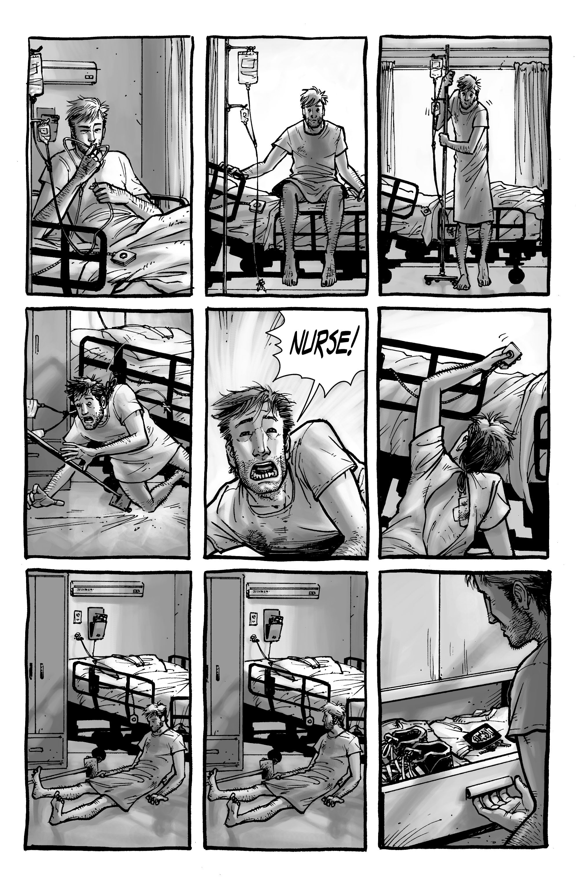 The Walking Dead issue 1 - Page 5