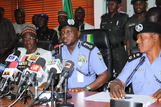PRESS BRIEFING :THE IGP SET UP PANEL TO INVESTIGATE SEVENTY (70) INCIDENTS CREDITED TO INEC CHAIRMAN PROF. YAKUBU MAHMUD ON 10TH DECEMBER, 2016 RIVERS STATE RE-RUN ELECTION