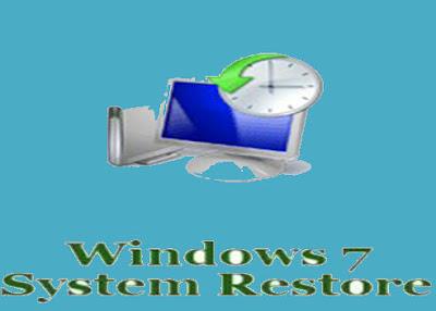 كيفية إنشاء نقطة استعادة النظام ( ويندوز 7 )