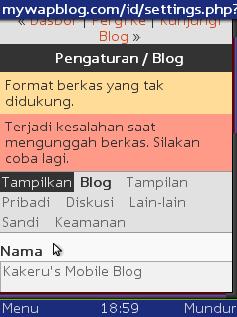 eror saat upload file di mwb mywapblog