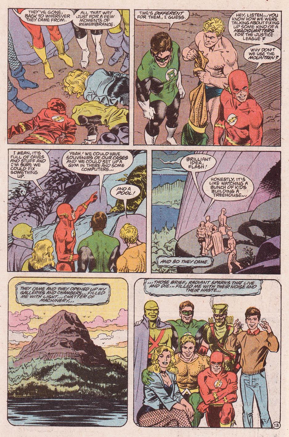 Read online Secret Origins (1986) comic -  Issue #46 - 14