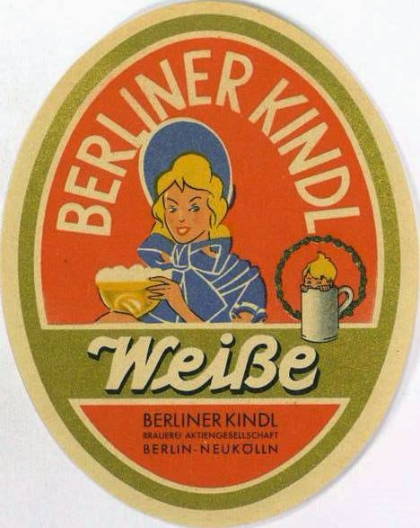 Shut up about Barclay Perkins: Berliner Weisse in the UK