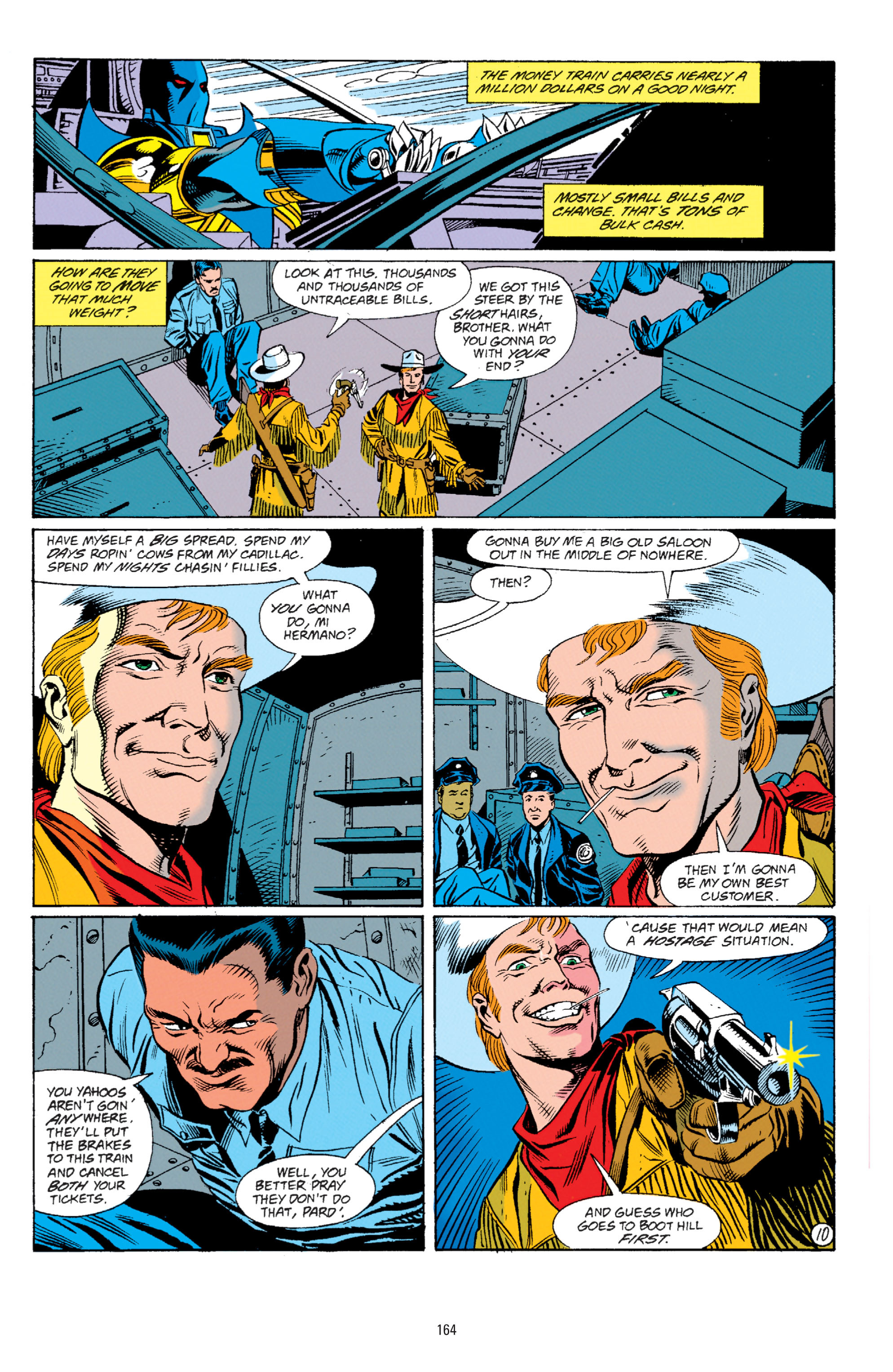 Detective Comics (1937) 669 Page 9